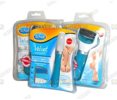 АКЦИЯ!!! Комплект 2 пилки Sholl +подарок Sholl Velvet Smooth для ухода за ногтями!!!