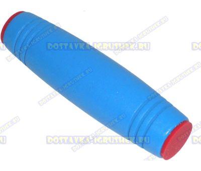 "Антистресс-игрушка ""Мукуро ROLLOVER STICK"" синий ~9,5см."