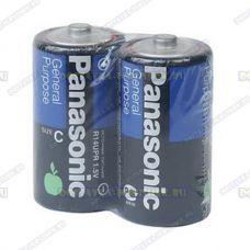 Батарейка Panasonic R-14 2шт.