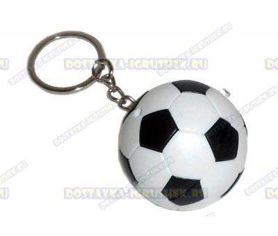 Брелок Футбольный мяч.