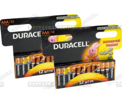 Батарейка DURACELL LR03/MN2400 мизинч.(ААА) 24шт.