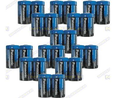 Батарейка Panasonic D-R20BE 12 х 2шт.