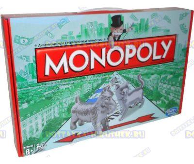 Игра 'Монополия' классика.