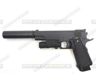 Пистолет AIRSOFT GUN G.6A.