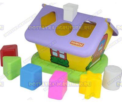Садовый домик (в сеточке)