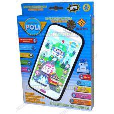 Детский смартфон 'Робокар'.