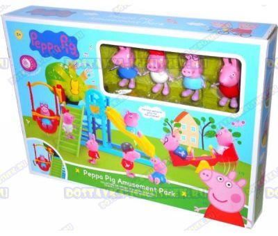 Комплект Свинка Пеппа 'Парк развлечений'.