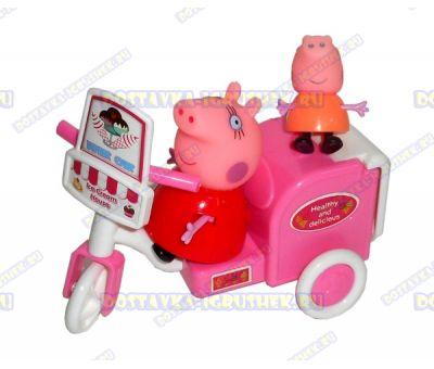 Набор 'Служба доставки Свинки Пеппы' +2 фигурки.