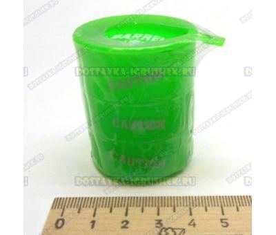 Лизун в бочке Зелёный маленький.