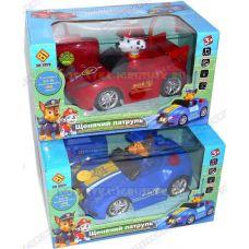 Комплект машин на р/у 'Щенячий патруль' +батарейки в подарок.