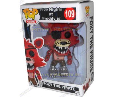 "Фигурка ""Фокси-пират"" (FNAF) ~12см."