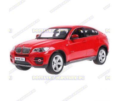 Машина на д/у 'BMW X6', RASTAR, 1:14, красная