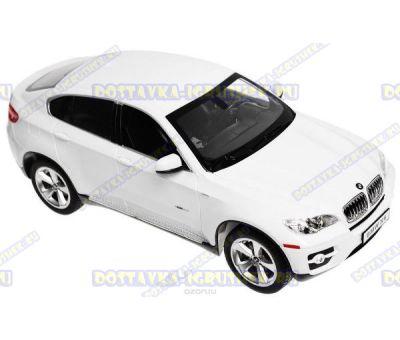 Машина на д/у 'BMW X6', RASTAR, 1:14, белая