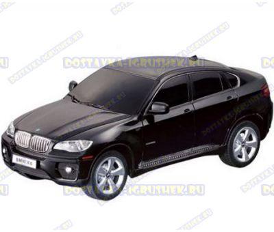 Машина на д/у 'BMW X6', RASTAR, 1:14, чёрная