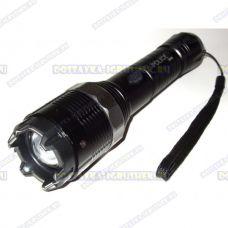 Фонарь электрошокер ZZ-8810 POLICE 10000 KV.